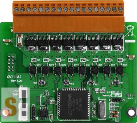 XV111A CR # I/O bővítő kártya/VPD/16x DO/source/szigetelt, ICP DAS