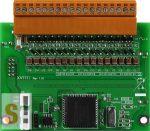 XV111 CR # I/O bővítő kártya/VPD/16x DO/sink/szigetelt, ICP DAS
