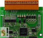 XW509 # I/O Bővítő kártya/LP-WP-WISE-5000/2x RS-232 port/4x DI/4x DO, ICP DAS