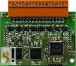 XW514 # I/O Bővítő kártya/LP-WP-WISE-5000/8x RS-485 port, ICP DAS