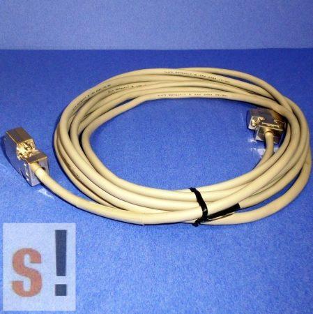 ZCVSR-050 # Összekötő kábel/9 pin, ESTIC