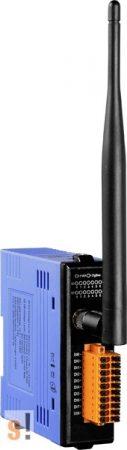 ZT-2055-IOP # I/O Modul/ZigBee/DCON/Modbus RTU/8DO/8DI/szigetelt/HOST,IO Pair Connection, ICP DAS, ICP CON