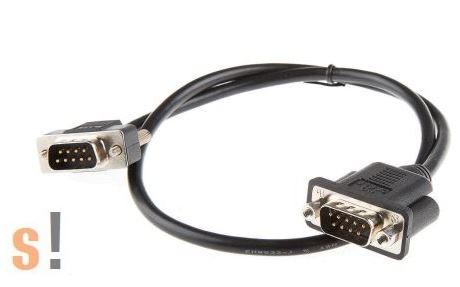 6ED1057-1CA00-0BA0 # Siemens LOGO! RS-232 kábel/ modem kábel/ 3 méter, Siemens