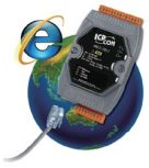 Ethernet I/O modulok