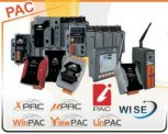 PAC - PLC - Érintőképernyős PLC - HMI
