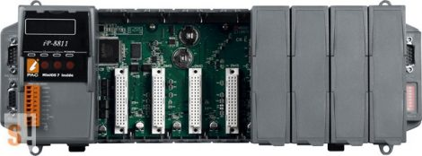 iP-8811 # Controller/MiniOs7/C nyelv/8 hely/microSD, ICP DAS