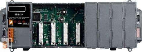 iP-8817 # Controller/MiniOS7/ISaGRAF/8 hely/512KB, ICP DAS