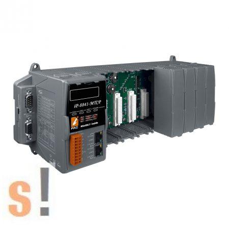 iP-8841-MTCP # Controller/Mini OS7/Modbus TCP/RTU/ASCII/8 hely/microSD, ICP DAS