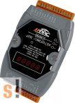 µPAC-7186EXD-CAN-G CR # Kontroller/MiniOS7/C nyelv/LED/Ethernet/CAN, ICP DAS