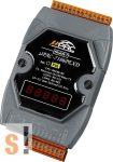 μPAC-7186PEXD # Controller/MiniOS7/C nyelv/PoE Ethernet/RS-232/RS-485/512KB/LED, ICP DAS